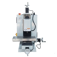 XK7113 mini hobby CNC milling machine 3 axis for metal working