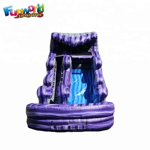 OEM Inflatables toys giant waterslide for sale giant inflatable water slide