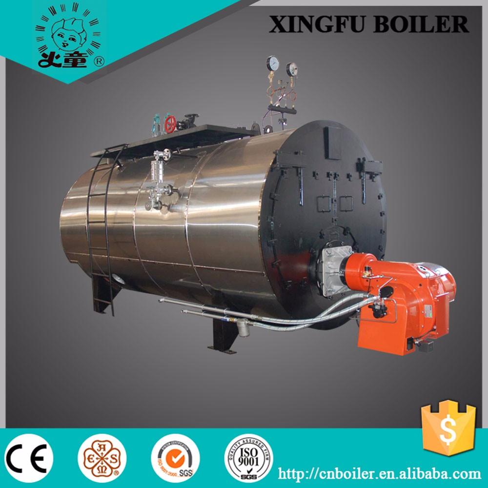 Qingdao Xingfu Wns Oil-fired Hot Water Boiler On Hot Sale! ! ! - Buy ...