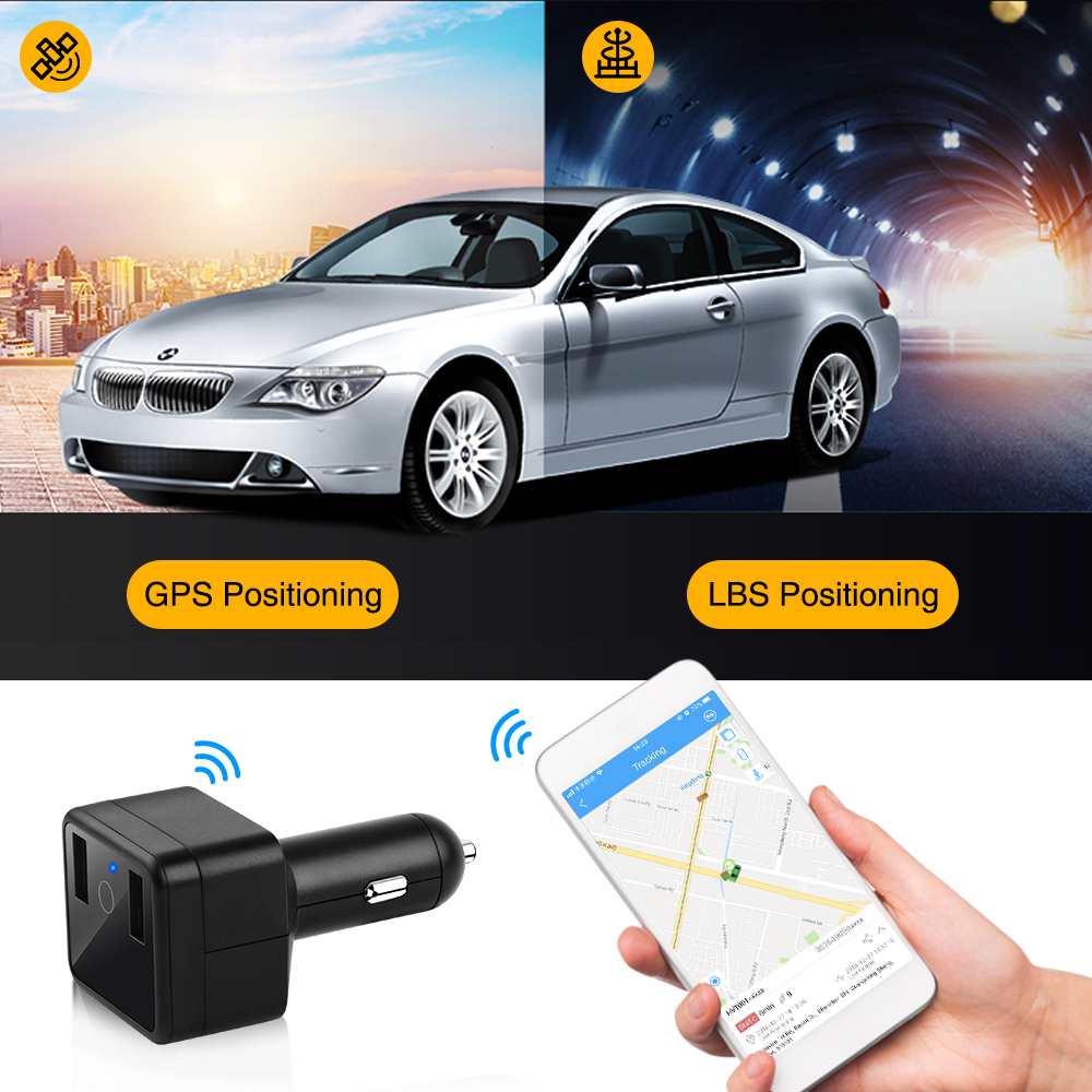 SIM Card is Not Including GPS Tracker MICODUS Multi-Functional 3G Car GPS Tracker with Fleet Management Playback Real Time Positioning Via SMS//Free APP