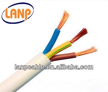 3 Kern Pvc Litze Pvc-kabel - Buy Product on Alibaba.com