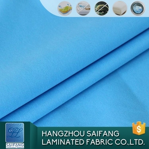 Factory Directly Sale New Designs Newest Waterproof Non Woven Fabric Stretchable Waterproof Breathable Fabric