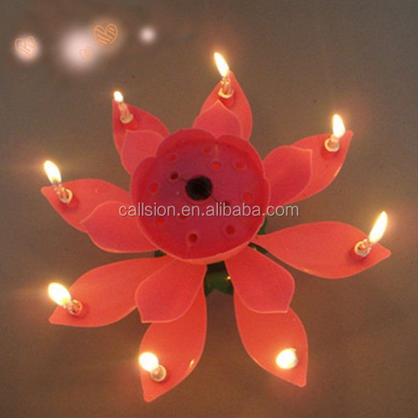 Shaped Novelty Flower Chinese Fireworks Plain Indoor Birthday Candle Sparklers