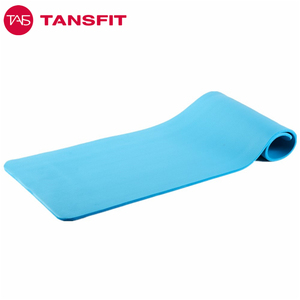 NBR pilates printed exercise mat floor