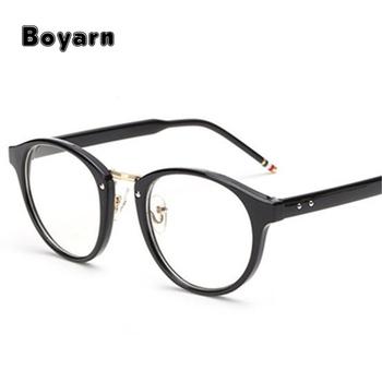 Fashion Women Eyewear Frames Transparent Optical Spectacle Frame Men ...