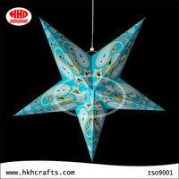 Colorful paper star lanterns wholesale