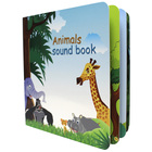 Custom English Talking Story Sound Book For Children Educational Gifts