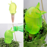 Cute Lovely Birds Shape Indoor Automatic Drip Watering System,Houseplant Plant Waterer, Automatic Houseplant Waterer