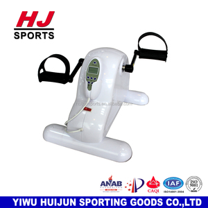 HJ-B035D HUIJUN Home Fitness Multi Gym Exercise Folding Cycle Mini Stepper/Electric Rehabilitation Fitness Bike