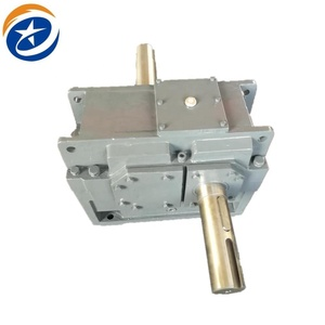 Long Shaft Helical Bevel Gear Motor