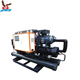 Huge cooling capacity air cooled screw chiller Machine Price for cooling injection machine