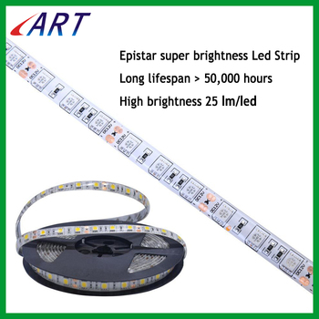 Super brightness 5050SMD led strip display screen battery powered led strip light