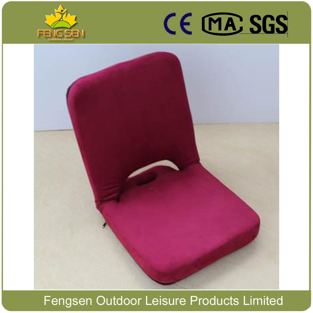 Lightweight Wholesale Net Fabric Portable Floor Chair
