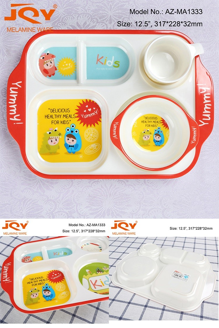 baby melamine dinner plates BPA free FDA certificate kids dinnerware set  sc 1 st  Alibaba & Baby Melamine Dinner Plates Bpa Free Fda Certificate Kids Dinnerware ...