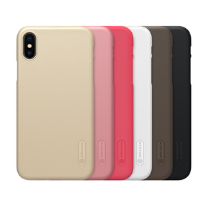 Nillkin plastic case for Apple iPhone X XS Super Frosted Shield Without LOGO cutout