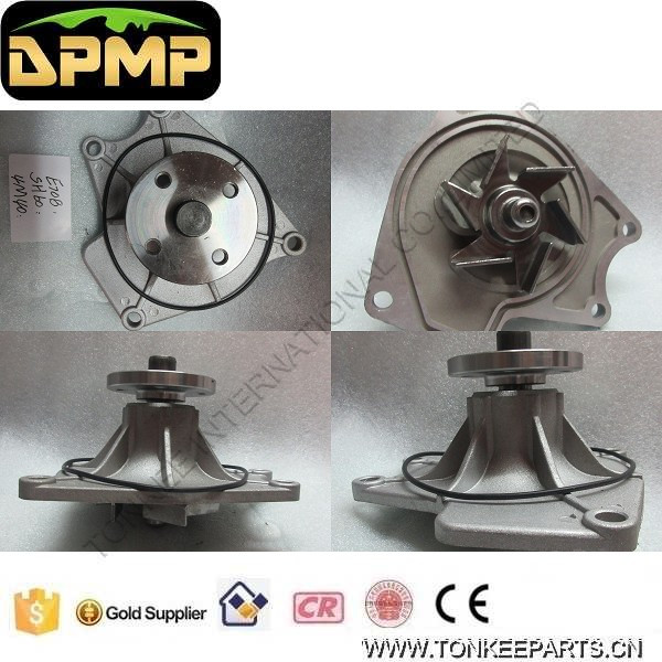 E307B SH60 4M40 Engine Water Pump