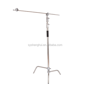 aluminum photography Photo Studio light c stand