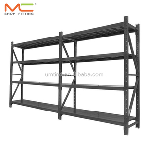 Medium duty Garage storage shelving warehouse storage shelving