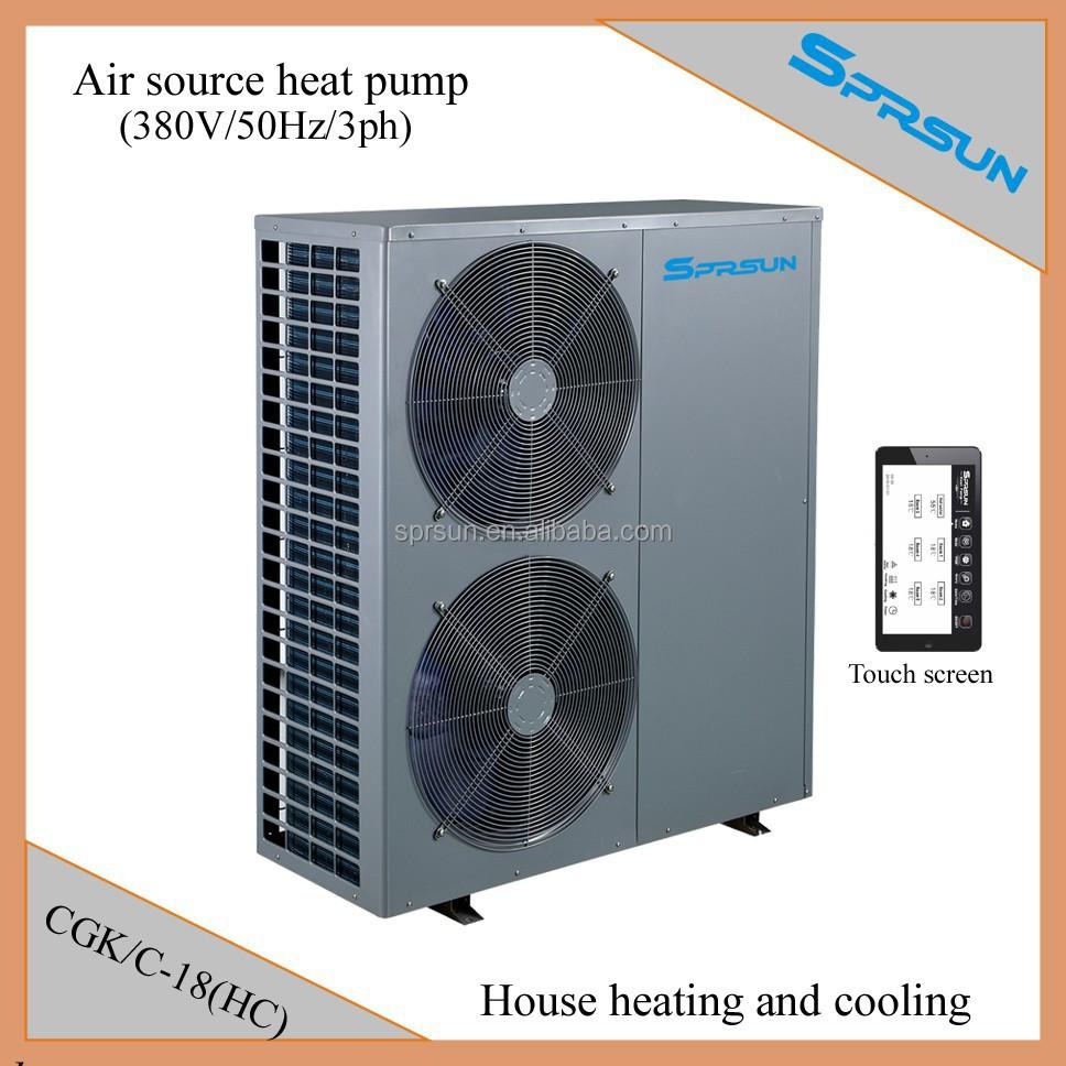 Bomba de calor sistema de calefacci n central y aire - Calefaccion bomba de calor precio ...