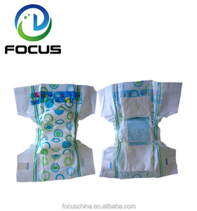 Private label printed OEM A grade baby diaper disposable soft breathe diapers manufacture in china
