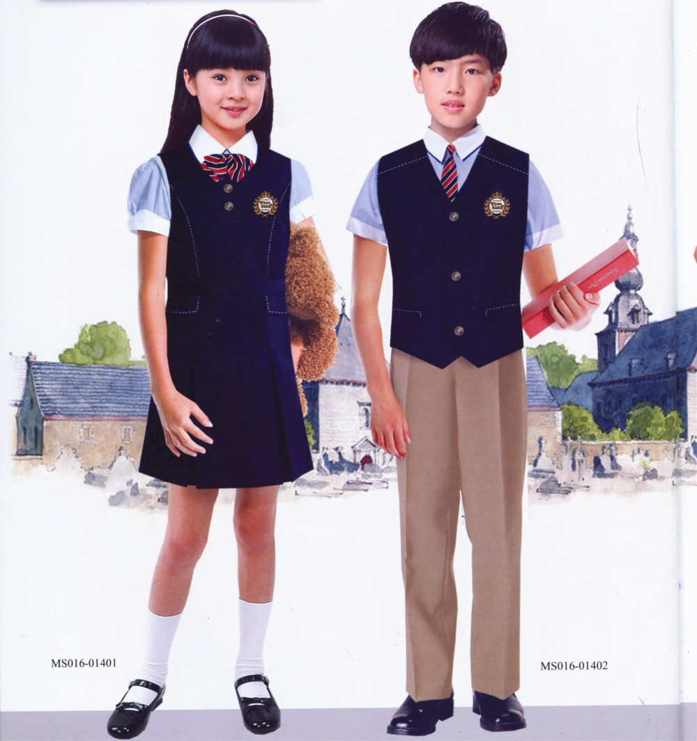 Seragam Sekolah Swasta 11