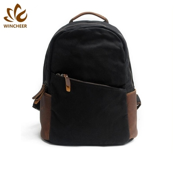 New design rucksack canvas, custom backpack manufacturer, canvas backpack wholesale