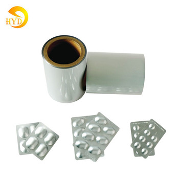 cheap price factory  alu alu foil for pharmaceutical  use