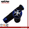 "BJ-HB-016 Scooter off road 22mm 7/8"" diamond end aluminum rubber motorcycle handlebar"