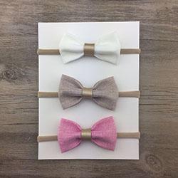 Modische und schöne mädchen haarnadel Koreanische gaze bowknot haarnadel süße zarte haarnadel ist gehandelt die rolle von für die mädchen