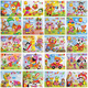 China manufacturer art foam mosaic DIY toy sticker for kids