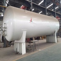 Carbon dioxide gas tank 60000L Liquid CO2 storage tank
