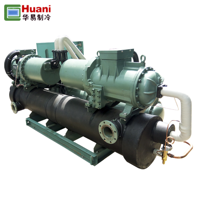 Huani Water Cooled Screw Compressor Water Chiller
