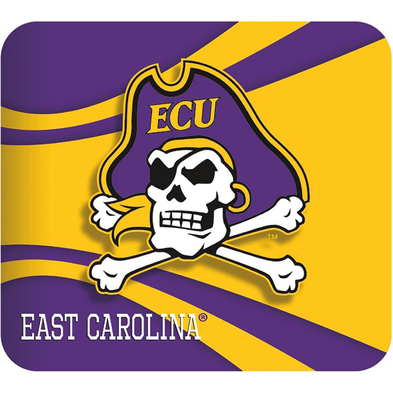 Hunter NCAA Football Team Logo Vortex Sublimated Mouse Pad
