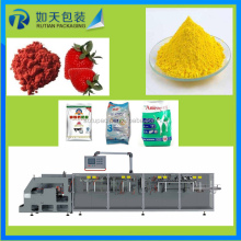 horizontal form fill seal sachet machinery for clover seeds