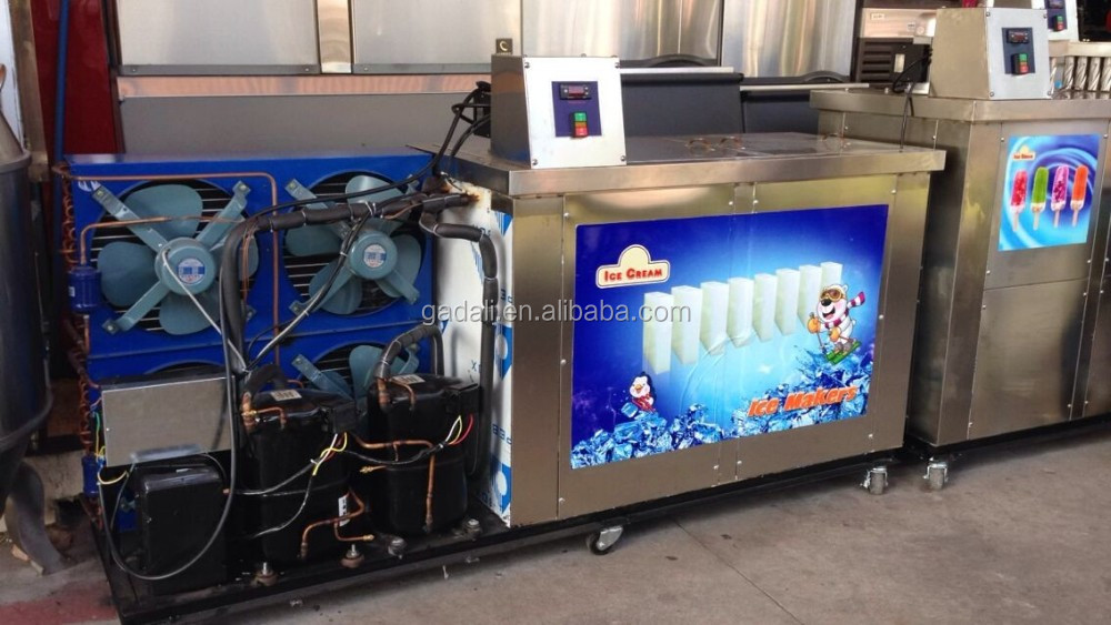 Hot Sale factory price stainless steel ice block making machine(ZQR-1T)