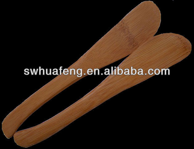 100% Natural Bamboo Butter Knife Made From Manufacturer