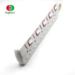 GCC PASSED Hot selling wholesale cheap custom 220v power strip