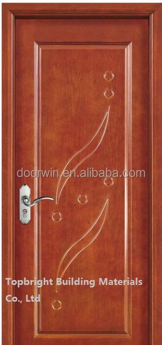 Latest Design Single Interior Main Room Teak Solid Wooden
