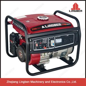 Lingben 2Kw Yamaha Generator Prices Gasoline Generator Set Series LB2700