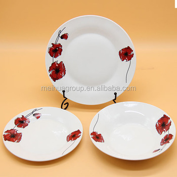 Soup bowl and plate combination sandwich plate set and cracker plate & Soup Bowl And Plate CombinationSandwich Plate Set And Cracker Plate ...