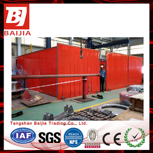 Durable Use Red Color Colorful Soft Flexible Plastic Welding Curtain Strips