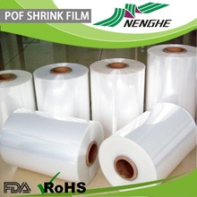 Blow molding shrink Film Type POF shrink film for food packaging