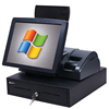 Lowest Price 15 inch touch screen free open source pos software for windows