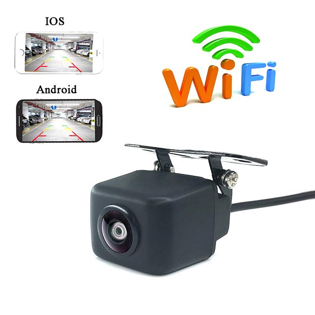 Rear View Monitors/cams & Kits Systematic Universal Car Rear Forward Side View Parking Reverse Backup Camera Night Vision