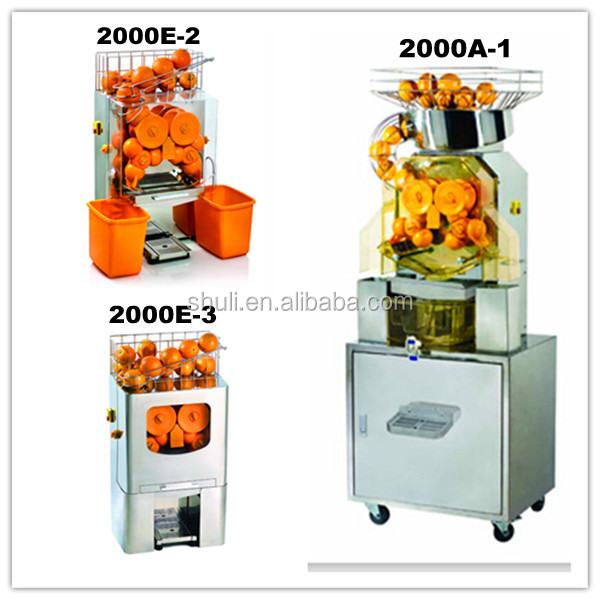 lemonade juicer machine