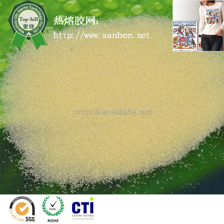 polyurethane hot melt powder