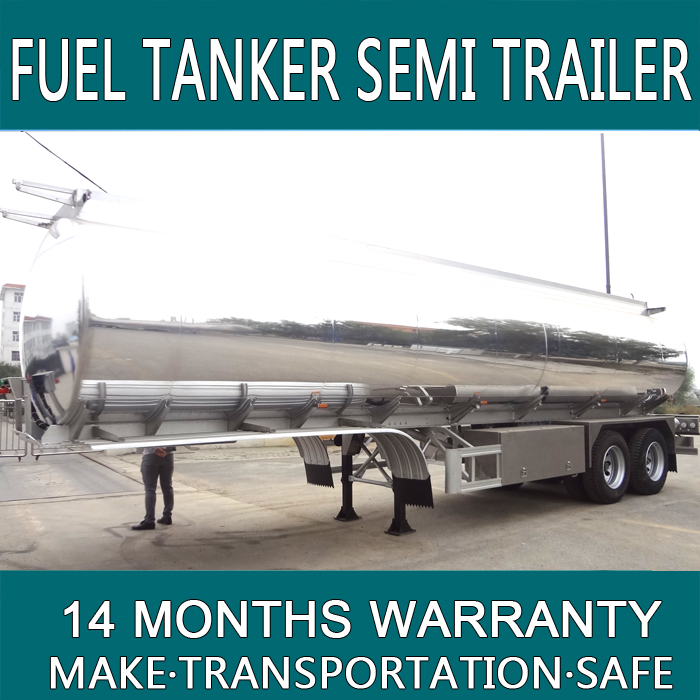 fuel tanker truck dimensions Petro Diesel Gasoline Transportation Made From Aluminum With 25000 Liters Four Axles 5112