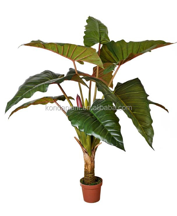 hot selling artificial green plants artificial potted plants large outdoor artificial trees