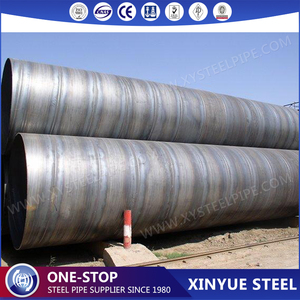 ssaw/spiral welded steel pipe shipping from china