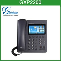 Grandstream GXP2200 6 lines with up to 6 SIP accounts very cheap Enterprise HD ip phone